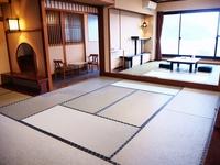 【和室16畳+広縁】7名様まで宿泊可能な和室