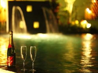☆カップル・夫婦☆ 潮風が気持ちいい露天風呂付き客室♪ スパークリングワインのプレゼント付き☆ント♪