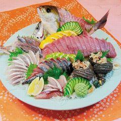 高知名物【皿鉢料理(刺身)】付『旬の特選夕膳』御宿泊プラン/2食付