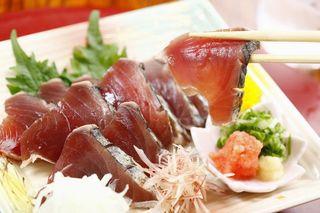 海の幸づくし!カツオのたたき食べ放題プラン