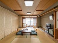 【喫煙】和室五人部屋(バス、トイレなし)