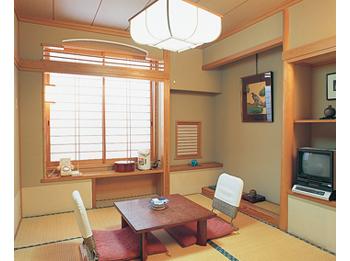 和室の6畳・喫煙ルーム