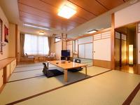 【2間続き特別室】12畳+7.5畳(60m2)段差あり/禁煙