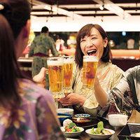 【楽天限定】お酒好きなあなたへ♪60分アルコール飲み放題付プラン