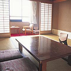 【お部屋お任せ】和室または洋室◆海の見えるお部屋♪