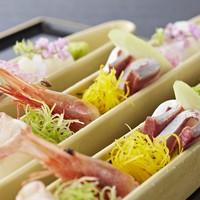 季節を味わう贅沢会席を日本料理「隨縁亭」で<夕朝食付>