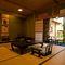 亀の間・庭園を眺める特別室・源泉掛け流し露天風呂付客室