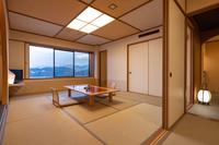 [皆美館]【優雅】和室10+4.5畳/8階以上高層階-禁煙