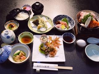 【山海の幸コース】2食付プラン