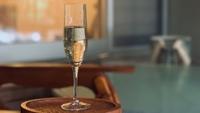 【シャンパン フルボトル付き】旬のお料理と一緒に乾杯☆大切な方と特別な時間を<夕食は季節の会席料理>