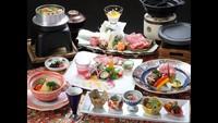 ■3月〜5月【昼食付き☆】神戸牛プレミアム会席+昼食◎1泊3食付プラン!