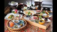 ■6月〜8月【料理長イチオシ◎輝プラン】神戸牛や鱧など豪華食材を1度にお楽しみいただける会席☆