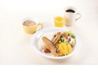 シンプル朝食付きプラン