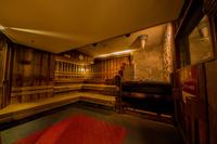 カプセルホテル天然温泉『あかすり50分付プラン』(男性専用)