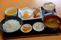 カプセルホテル・天然温泉でのんびり『おいしい朝食付』(男性専用)