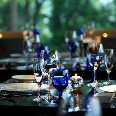 【軽めのお食事】メインのお肉料理&お魚料理をハーフに。ハーフディナーコース(2食付)