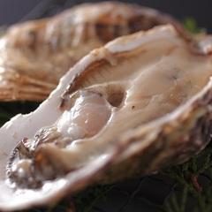 【2月までの限定プラン★今が旬!】5種の牡蠣づくし御膳【伊勢海老も付いてます】