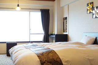 海音-kanon- ベッドルーム 時わすれ海空間