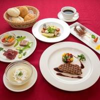 〜八丈島の旬の食材満載♪シェフおまかせの洋食コース料理が楽しめる!〜宿泊プラン【2食付】