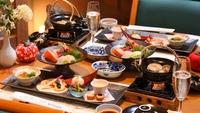 【春夏旅セール】【dining『海つ路』オープン!】夕食は海鮮ダイニングでハーフビュッフェ♪