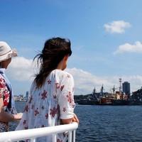 【朝食付き】ダブル禁煙ルーム☆横須賀軍港めぐりペア乗船券付☆プラン♪♪