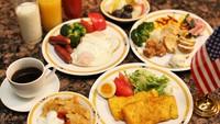 【朝食付き】お得な朝食付プラン♪