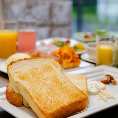 【1泊朝食】しあわせの朝食パンとビュッフェスタイル