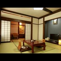 眺望良和室10畳(バストイレ付) ★Wi-Fi完備