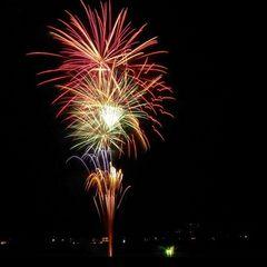 【花火の見えるお部屋確約】8月限定★日本の夏の風物詩!湖上で打ちあがる花火をお部屋から♪
