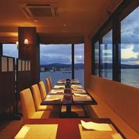 【秋冬旅セール】【夕朝食付プラン】宍道湖一望レストランで楽しむディナービュッフェ