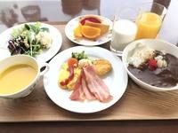 【朝活プラン】〜バランスよい朝食がパフォーマンスを高める〜