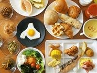 《オンラインカード決済 キャンセル料100%》 人気の朝食付き