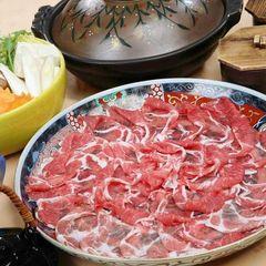 おすすめ!鹿児島といえば黒豚!!しゃぶしゃぶ付きプランをご夕食で♪鹿児島の味をぜひ♪