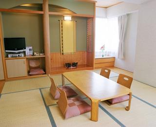 【禁煙】和室8畳 JapaneseSuiteA