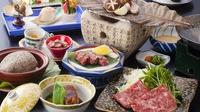 【肉づくし会席】お肉好きな方に!国産の牛・豚・鶏を使用した◆豪華肉ざんまい!