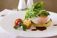 【早期割引】35階「クラブインターコンチネンタルラウンジ」ご利用付き 朝食・ティー・カクテルサービス