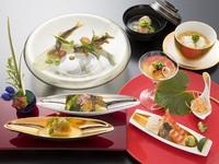 【料理重視♪】 熱海で旬の味覚を贅沢に★ラグジュアリー★日本料理「雅会席」プラン《2食付き》