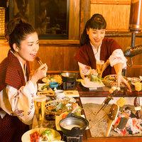 【女子会】女性のためのお得な限定プラン〜夕食時個室確約・ドリンク1杯付で楽しいひとときを〜