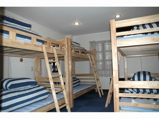6ベッド バス、トイレ付 プライベートルーム