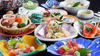 【お部屋食・個室食コース】ゆっくりと美食を味わう◆イチオシ旨い和膳!岩盤浴&卓球&室内ゲーム無料貸出