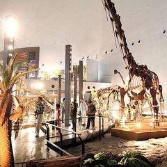 【恐竜博サービス】家族で恐竜王国エンジョイ≪入場券付≫♪宿では卓球♪カラオケ♪外湯巡り無料で楽得♪