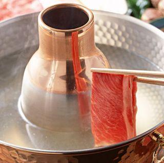 【舟盛と若狭牛コース】地牛若狭牛を☆ステーキ☆しゃぶしゃぶ☆すき焼きから選べる調理法チョイスプラン♪