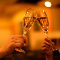 ★ちょっと大人なクリスマス★ ふたりだけの時間を満喫♪スパークリングワイン付プラン!