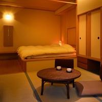 Cタイプ 露天風呂付和洋室【2・3階】(禁煙)