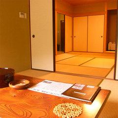 和室(木造展望風呂付)
