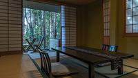 【禁煙】本館10畳+檜造り露天温泉テラス −suou−