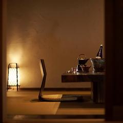 【別荘 Suite Villa】女性に人気♪伊勢海老の黄金揚げor鬼殻焼き付き 創作京懐石プラン