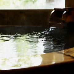 【女性限定/本館】贅沢アロマエステと森に囲まれたテラスの露天風呂で湯浴みを楽しむ「レディースプラン」