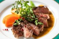 【自分にご褒美】【和室炬燵】【個室会食処で和洋創作料理+のどぐろの塩焼+牛フィレステーキをご堪能!】