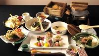 ◆あわび料理付◆選べる鮑の調理法〜踊り・蒸し・ステーキ〜日本海の旬を詰め込んだ会席(夕朝食付)